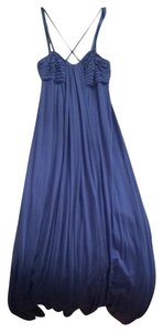 Periwinkle Blue Maxi Dress by BCBGMAXAZRIA Maxi Long Summer Vacation Blue Periwinkle Fashion Style Flowy Flow Designer