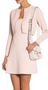 Gucci short dress Blush And Cardigan Quilted on Tradesy