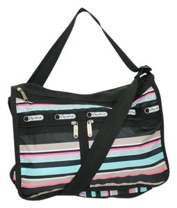 LeSportsac Tennis Stripe Cross Body Bag