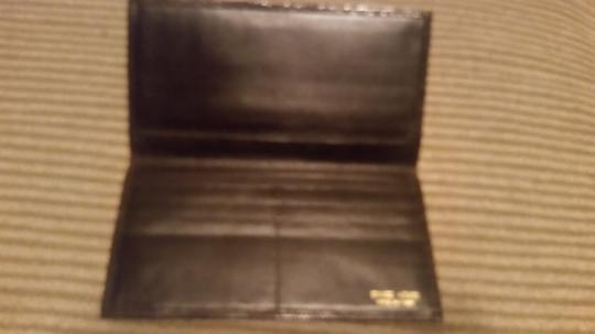 Made in Italy Lizard Leather BOND STREET LEATHER Wallet Portfolio