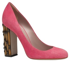 Gucci Bamboo Heel 338753 Pumps