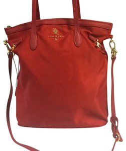 JPK Paris Tote in Red