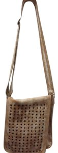 Bed|Stü Distressed Casual Rustic Leather Cross Body Bag