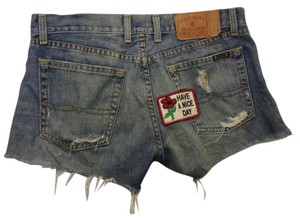 Lucky Brand Denim Shorts-Distressed