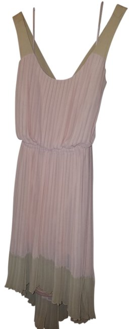 Preload https://img-static.tradesy.com/item/16655980/jessica-simpson-baby-pink-with-tan-details-hi-lo-grecian-style-mid-length-night-out-dress-size-10-m-0-1-650-650.jpg