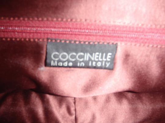 Coccinelle Shoulder Purse Handbag Hobo Bag