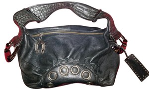 Betsey Johnson Leather Hobo Bag