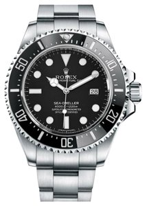 Rolex Rolex Sea-Dweller Steel Black 40mm 116600