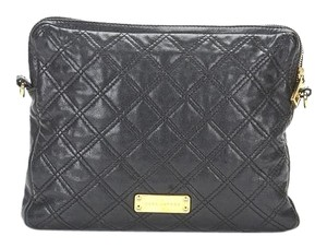 Marc by Marc Jacobs Leather Work Ipad Cross Body Bag