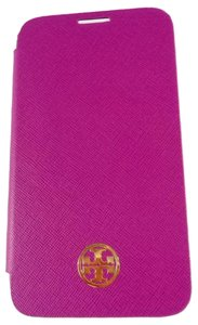Tory Burch Tory Burch Cell Phone Cover Purple Hardshell Case Samsung Galaxy Note 2 II NEW!
