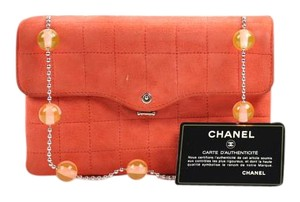 Chanel Gum Ball Candy Balls Bubble Satchel in Red
