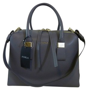 Furla Satchel in Gray
