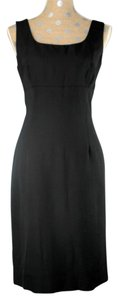 Moschino short dress Black Couture Short on Tradesy