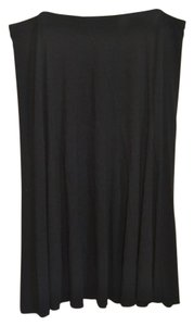 Eileen Fisher Minimalist Skirt Black