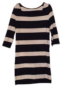 Kain Label short dress Black and White Stripes on Tradesy