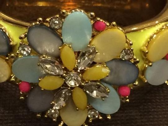 Kate Spade NWT Kate Spade Bungalow Bouquet Hinged Bracelet Perfect Gift! MSRP $178