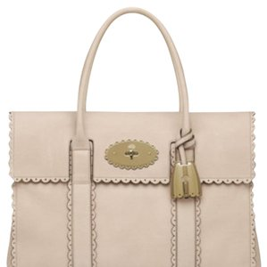 Mulberry Tote in Beige