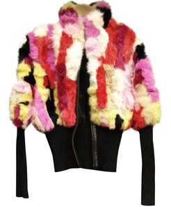 Yoki Rabbit Multicolor Jacket