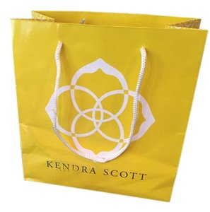 Kendra Scott Kendra Scott shopping bag, pouch, care card
