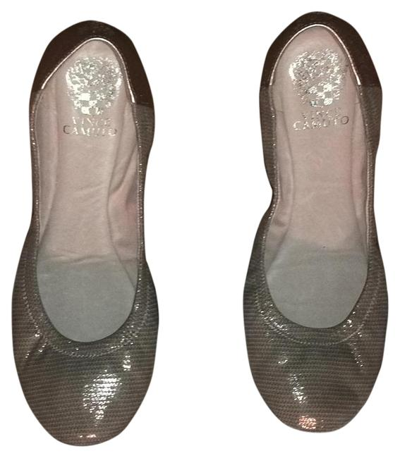 Item - Grey/Steel Vc-ellen Flats Size US 8 Regular (M, B)