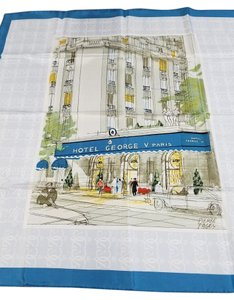 Pierre Pages Hotel George V, Paris Scarf
