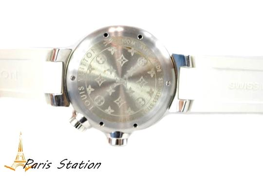 Louis Vuitton Authentic Louis Vuitton White Lovely Cup Chronograph Watch