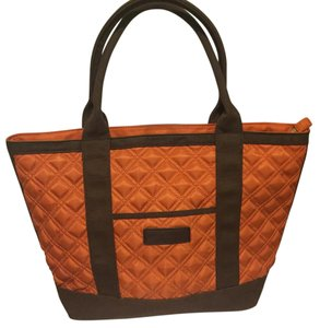 Vineyard Vines Tote in Orange