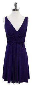 Elie Tahari short dress Sleeveless V-neck on Tradesy
