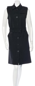 Burberry short dress Black Dvf Tory Burch Tibi Prada Helmut Lang on Tradesy