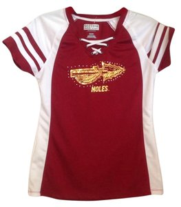 Section 101 by Majestic FSU sequin top