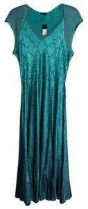 Teal Maxi Dress by Komarov