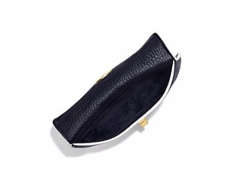 e4a39d2282f3 Tory Burch Diana Belt 225 Style Number 11165213 Navy White Trim ...
