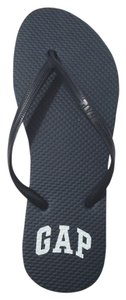 Gap Flip Flops Slippers Navy Sandals