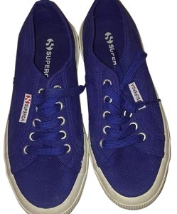 Superga Royal Blue Athletic