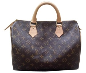 Louis Vuitton Monogram Satchel