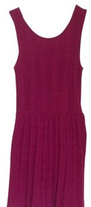 Flying Tomato short dress Magenta on Tradesy