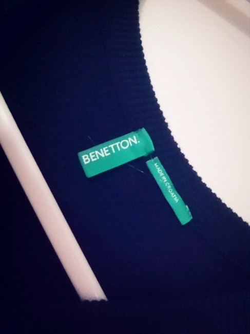 United Colors of Benetton Wool Vest Sweater
