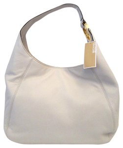976c07cfa1a0 Added to Shopping Bag. Michael Kors Shoulder Bag. Michael Kors Fulton Large  Vanilla ...