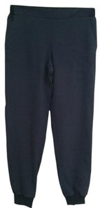Theory Relaxed Pants Dark Blue