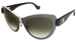 Balenciaga Balenciaga Grey/Gold Cat Eye sunglasses