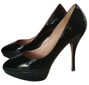 Valentino Patent Leather Eu37 Black Pumps