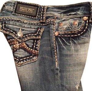 Miss Me Boot Cut Jeans