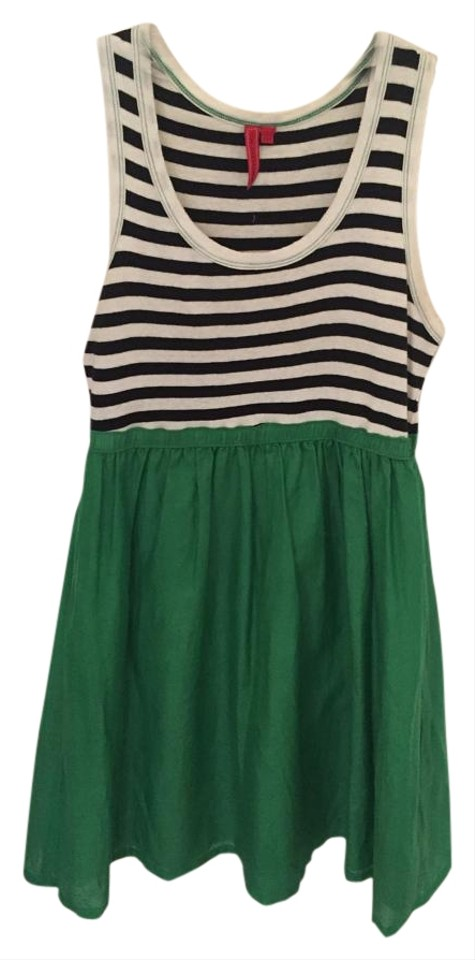 254260cf12ae Anthropologie Green One.september Short Casual Dress. Size  12 (L) Length  Above  Knee ...