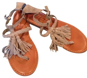 American Eagle Outfitters Tan Sandals