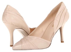 Nine West Light Grey Pumps