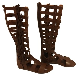 MIA Brown Sandals