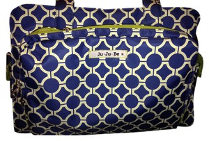 Jujube Royal Envy (Navy and White) Diaper Bag