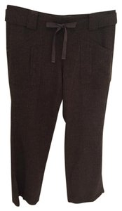 Anthropologie Pockets Trouser Pants Brown