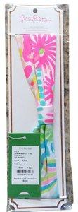 Lilly Pulitzer NWT Lilly Pulitzer Multi Lovers Coral Women's Headband