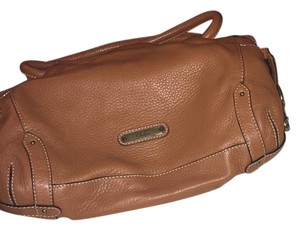 Cole Haan Satchel in Carmel/Tan